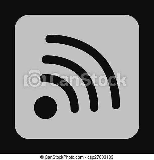 computer icon - csp27603103
