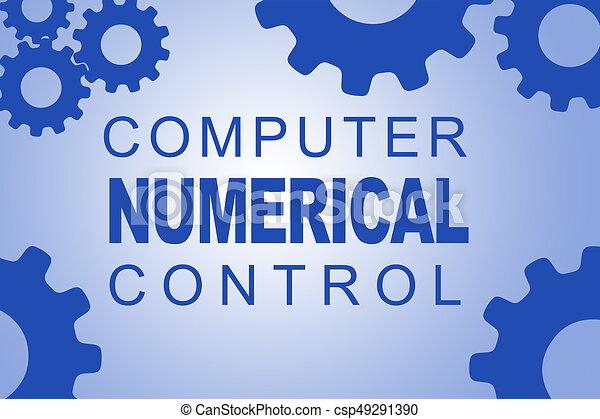 Computer Numerical Control concept