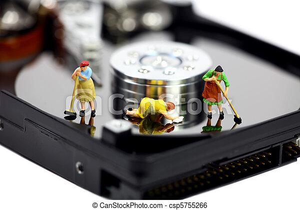 Computer security concept - csp5755266