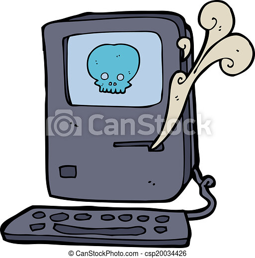 computer virus cartoon vector illustration search clipart rh canstockphoto com  computer virus images cliparts