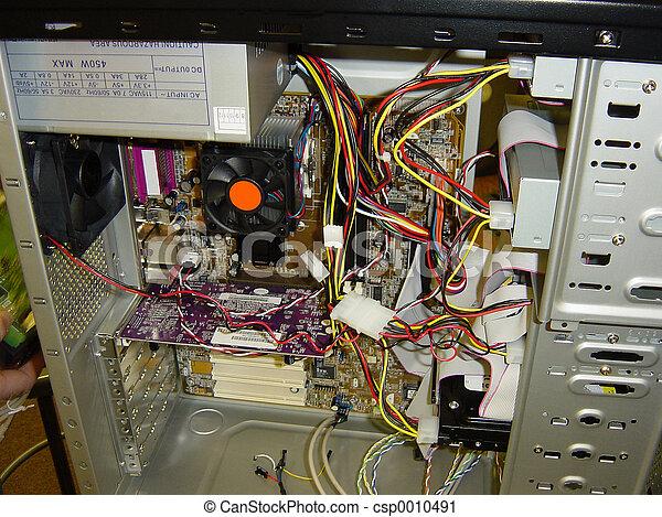 Computer Workings - csp0010491