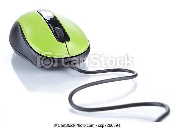 computermaus - csp7268394