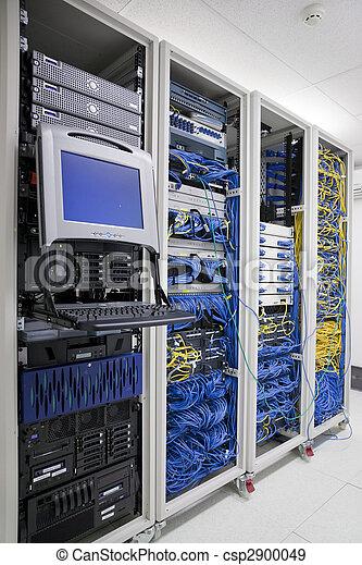 comunicação, gabinetes, aquilo - csp2900049
