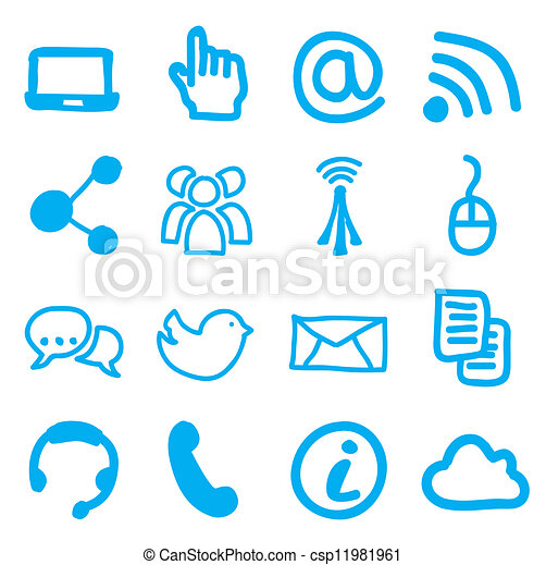 comunicación - csp11981961