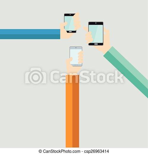 comunicación - csp26963414