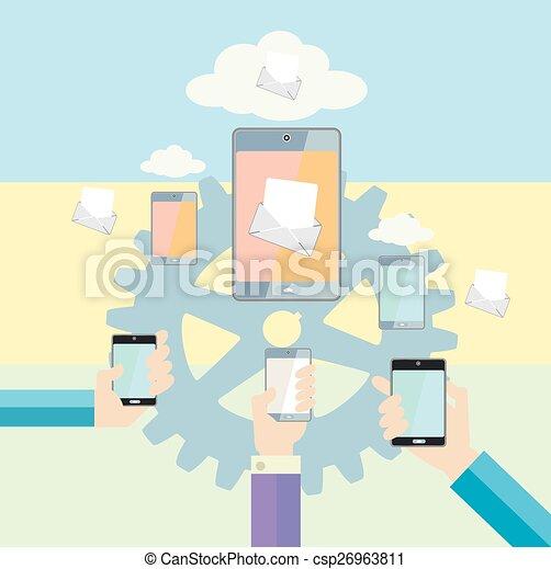 comunicación - csp26963811