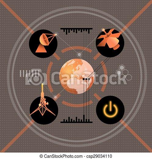 comunicación - csp29034110