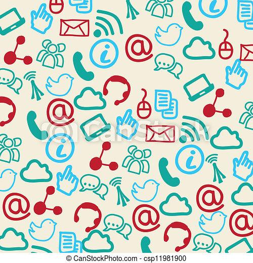 comunicación - csp11981900