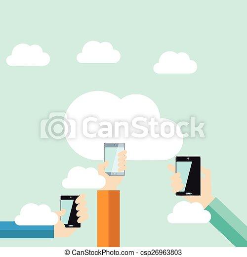 comunicación - csp26963803