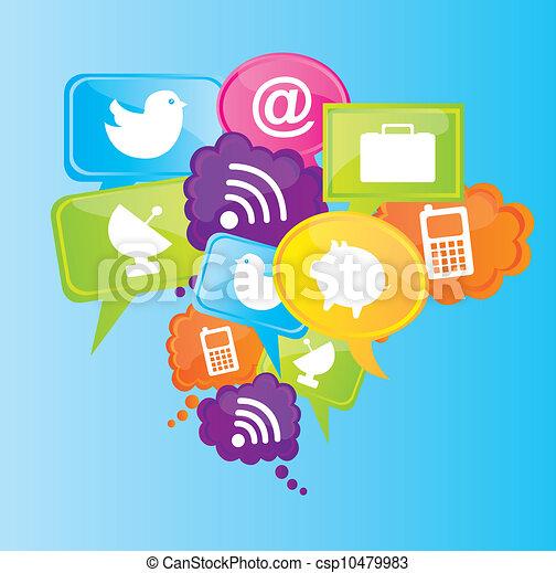 Comunicación - csp10479983