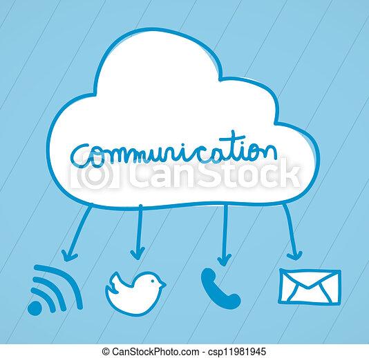 comunicación - csp11981945