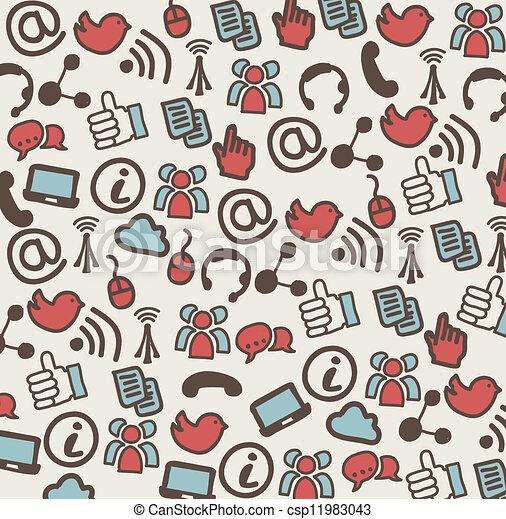 comunicación - csp11983043