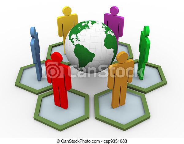 3da comunicación global - csp9351083