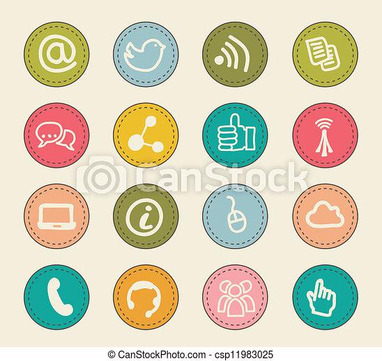 comunicación - csp11983025