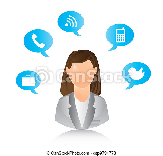 comunicación - csp9731773