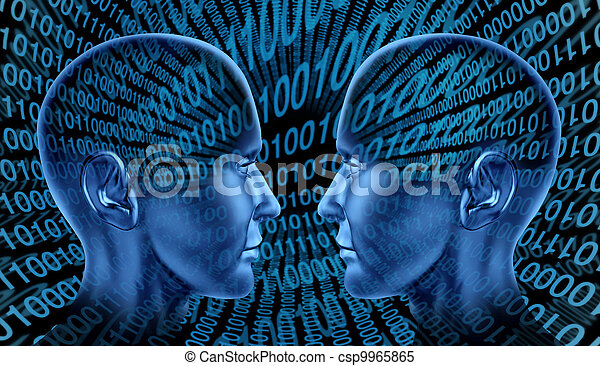 comunicazione, internet - csp9965865