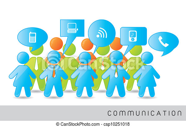 comunicazione - csp10251018