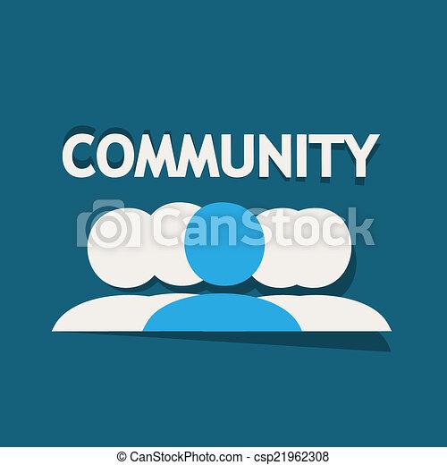 comunidade, pessoas - csp21962308