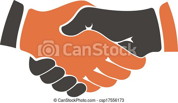 Dar la mano entre las comunidades culturales - csp17556173