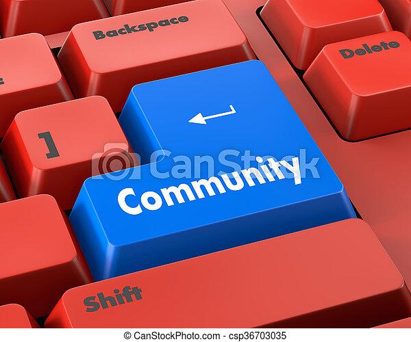 comunità - csp36703035