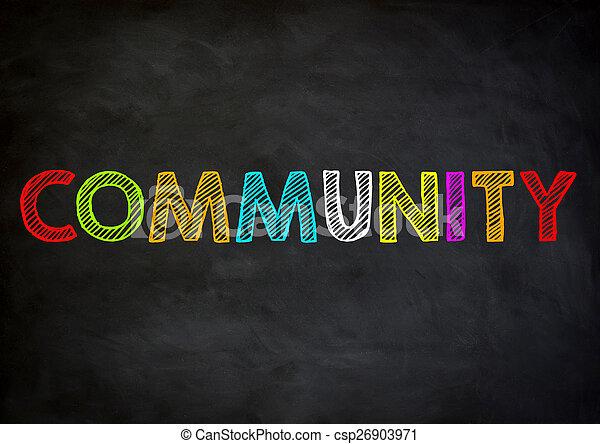 comunità - csp26903971