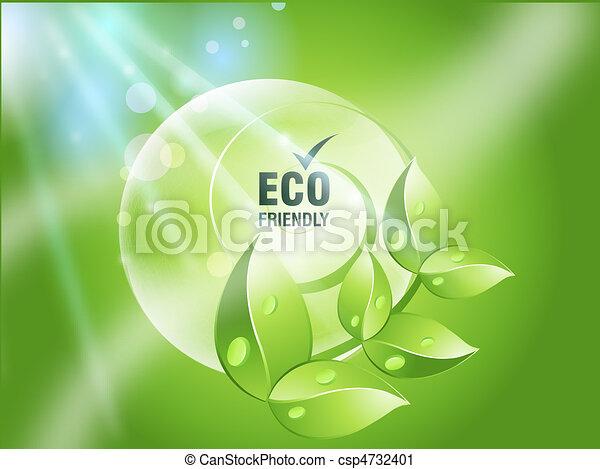 conceito, ecologia - csp4732401