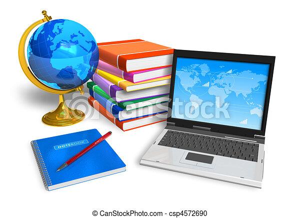 conceito, educação - csp4572690