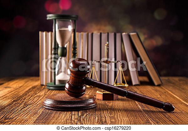 conceito, lei - csp16279220