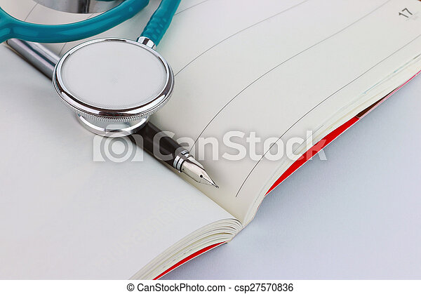 conceito médico - csp27570836