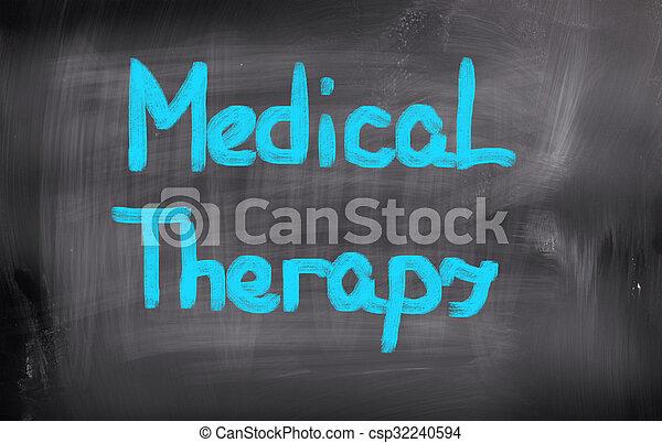 conceito médico - csp32240594