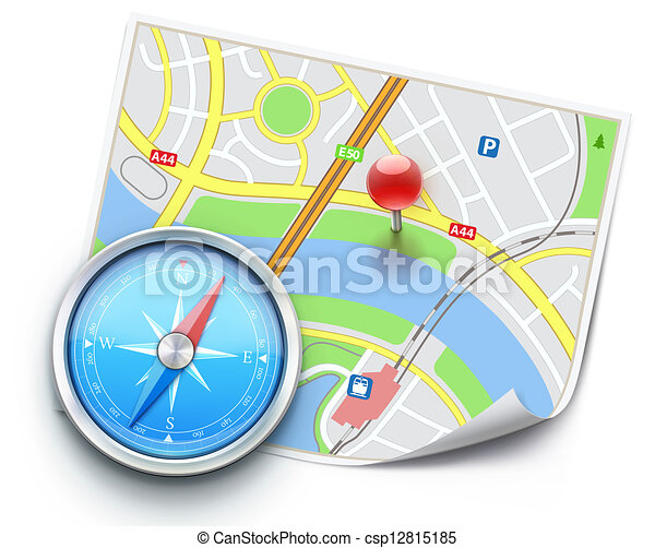 conceito, navegação - csp12815185