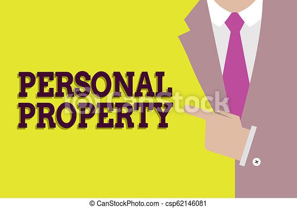 conceito, pessoal, texto, aquilo, móvel, significado, próprio, lata, coisas, letra, tu, property., tomar - csp62146081