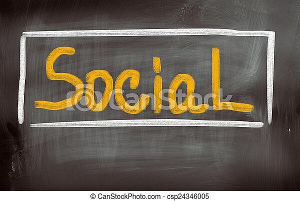 conceito, social - csp24346005