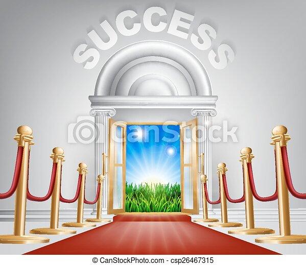 conceito, sucesso - csp26467315