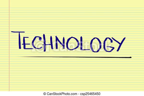 conceito, tecnologia - csp25465450