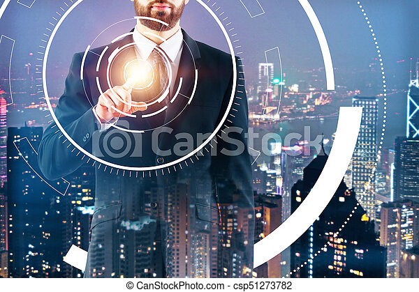 conceito, tecnologia, inovação - csp51273782