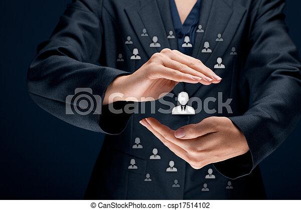concept, éditorial, patron - csp17514102