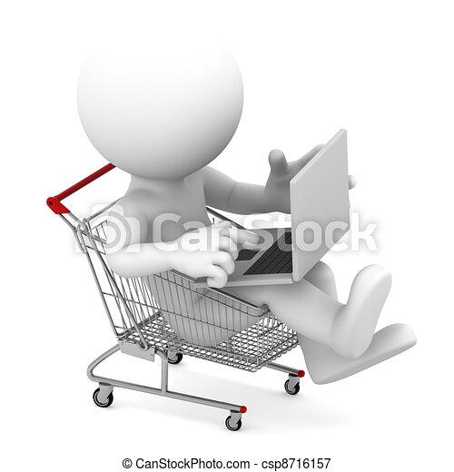 concept achats ordinateur portable cart ligne int rieur homme int rieur achats. Black Bedroom Furniture Sets. Home Design Ideas