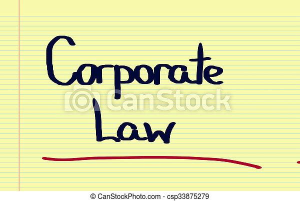 concept, constitué, droit & loi - csp33875279