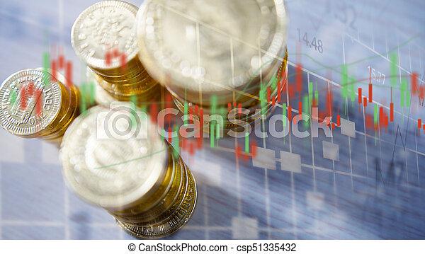 concept., croissance, business - csp51335432