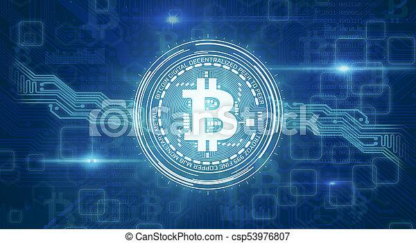 concept, crypto - csp53976807