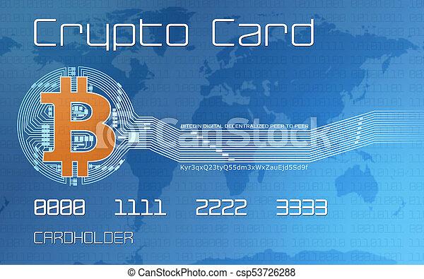 concept, crypto - csp53726288