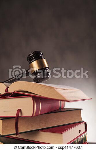 concept, droit & loi - csp41477607