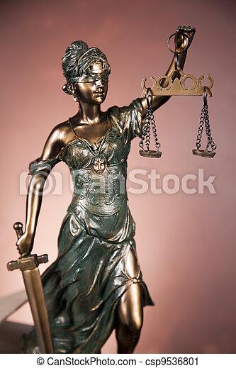 concept, droit & loi - csp9536801