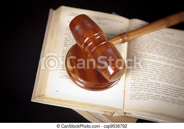 concept, droit & loi - csp9536792