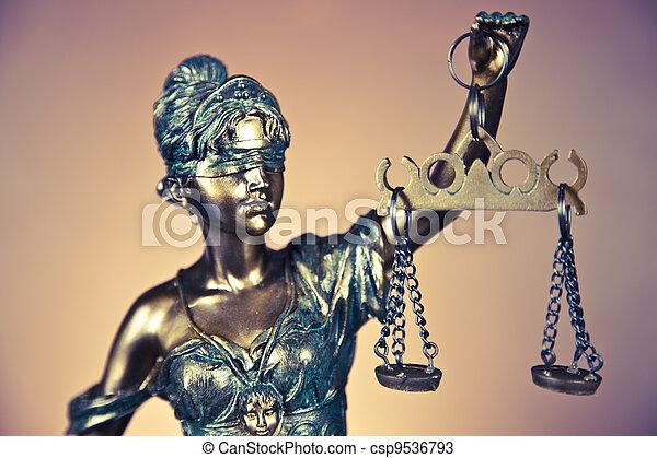 concept, droit & loi - csp9536793