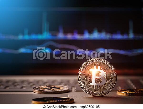 concept financier, croissance - csp62500105
