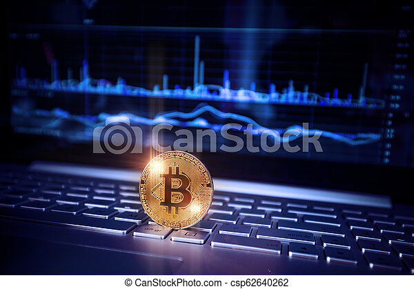 concept financier, croissance - csp62640262