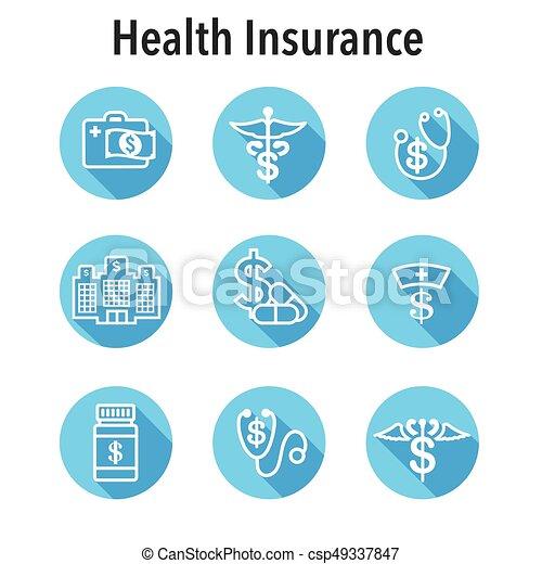 concept, het tonen, kosten, kosten, gezondheid, gezondheidszorg, duur, care - csp49337847