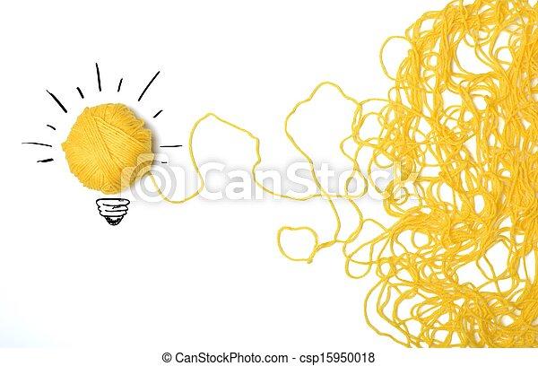 concept, idée, innovation - csp15950018